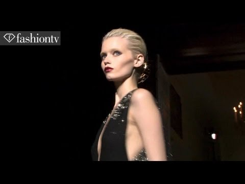 Model Talks - Abbey Lee Kershaw at Fashion Week Spring/Summer 2012 | FashionTV