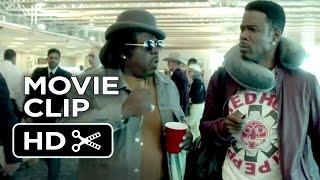 Top Five Movie CLIP - Airport (2014) - Chris Rock Comedy Movie HD