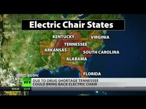 Electric chair comes closer to resurrection in Tennessee