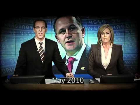 the SMILING ASSASSIN PART 1 - john key - INVESTMENTS, MONEY & MINING
