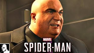 Spider-Man PS4 Gameplay German #2 - Kingpin Boss Fight - Let's Play Marvel's Spiderman Deutsch