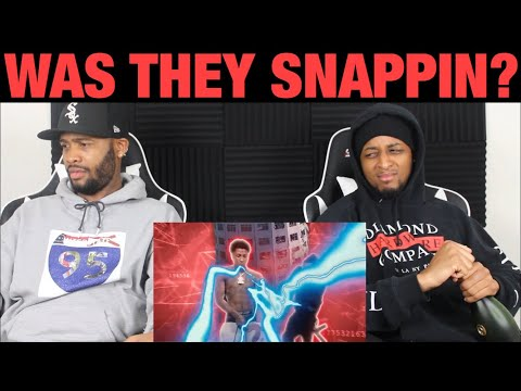 NBA MEECHYBABY & NBA YOUNGBOY - TALK MY SHIT | Official Music Video | FIRST REACTION