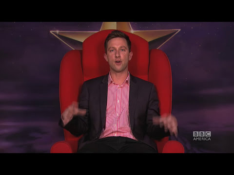 Wild Stories In The Red Chair - The Graham Norton Show on BBC AMERICA