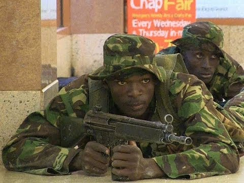 Kenya Westgate Mall Attack video
