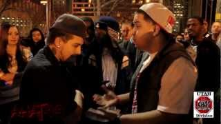 AHAT | Rap Battle | Scheme vs Suspect | Las Vegas vs Utah