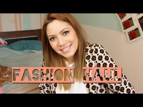 Fashion Haul (ZARA, H&M, New Yorker)