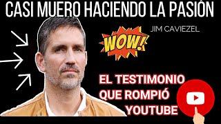La pasion de Cristo (Testimonio de Jim Caviezel) Español.