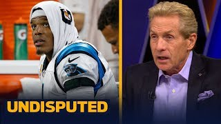 Cam Newton's leadership style has burned the Panthers out — Skip Bayless | NFL | UNDISPUTED