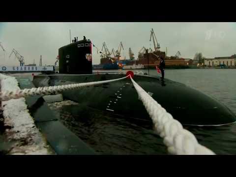 новая дизельная подводная лодка россии 2016