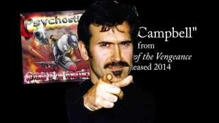 PSYCHOSTICK - Bruce Campbell (LYRIC Video)