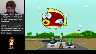 Super Mario Kart SNES 150cc