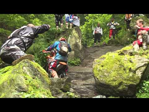 Red Bull Romaniacs Official Video: Top guns inching through the
