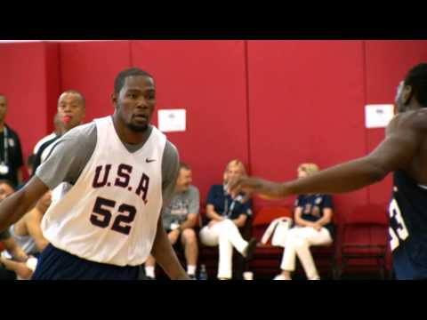 Phantom: Usa Basketball Training Camp Day 3 video