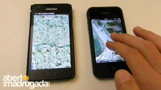 Galaxy S2 vs iPhone 4S