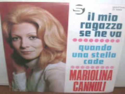 Mariolina Cannuli – il mio ragazzo se ne va 1969