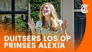 Duitsers lyrisch over gebaar Alexia