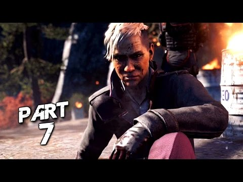 Far Cry 4 Walkthrough Gameplay Part 7 – Hunt or Be Hunted – Campaign Mission 7 (PS4)