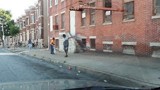 BALTIMORE WORST WEST SIDE HOODS