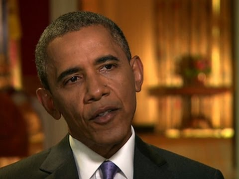 Obama on U.S. troops' sacrifice in Iraq and ISIS threat