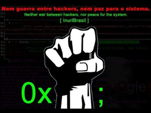 Tutorial - SCANNER INURLBR V1.0  Exploit joomla.