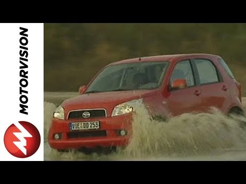 Off road test Daihatsu Terios