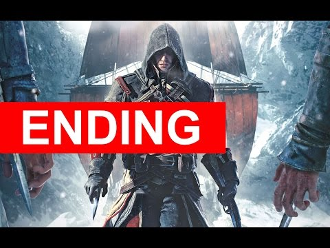 "Assassin's Creed Rogue Ending ""AC Rogue Ending"" Final Mission Ending Cutscenes"