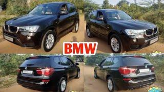 Second hand Bmw X3 XDrive 20d Xline Model Car Sale