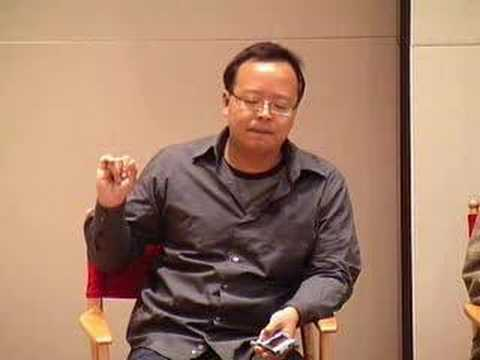 A3 Asian American Pop Culture Panel, May 2, 2007, Part 2