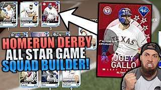 FULL HOMERUN DERBY & ALLSTAR GAME CARDS! MLB The Show 19 Ranked Seasons!