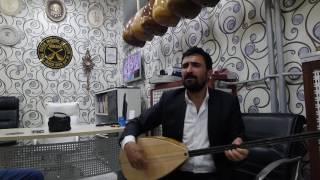 osman vural kaşların kara kara leyla 50 lik oyma dut divan sazı SEDA MÜZİK CENTER