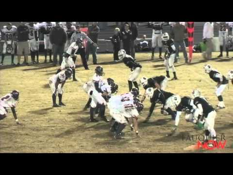 Highlights from Virginia Division III Championship football game between Kettle Run Cougars and Liberty Eagles. Game played at Kettle Run High School, Nokesv...