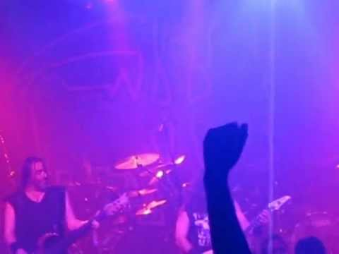 Death To All (Chuck Schuldiner tribute) - The Philosopher live at Irving Plaza 06-28-12