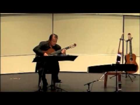 Robert Wetzel - 3-04-11 - plays solos by Fernando Sor&Angel Barrios