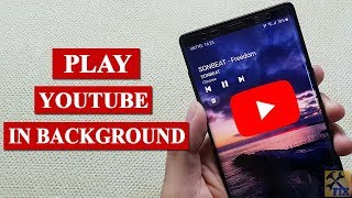 This trick lets Play YouTube in background with screen off on Android
