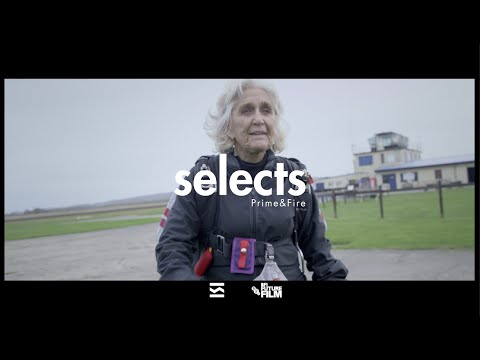 Oldest Female Skydiver in The World