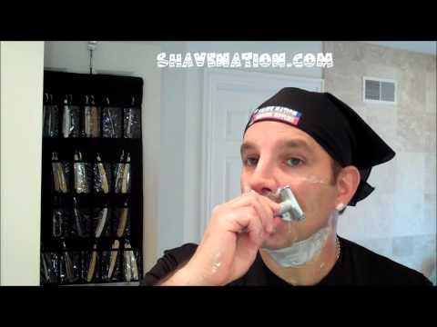 Merkur Futur Adjustable Safety Razor Shave and Review