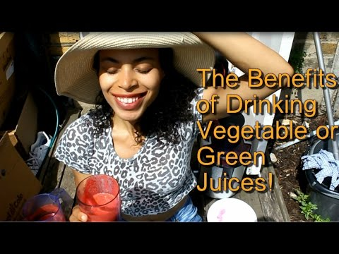 Healthy Eating PT3, Whole Foods, The benefits of  Juicing your Vegetables/ Naturalvita