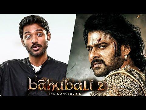 Baahubali 2 Review (aka) Bahubali 2 review | SS Rajamouli | Prabhas | Anushka thumbnail
