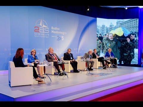 "2BS Forum 2015: Panel III - ""Ukraine crisis – testing the EU-US capacity for common response..."""