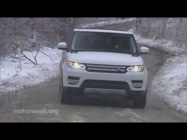 Road Test: 2014 Land Rover Range Rover Sport