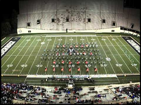 Siegel High School Band 2013 VMI Performance