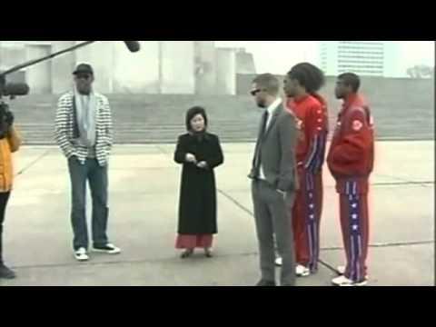Dennis Rodman Meets North Korea's Kim Jong-Un