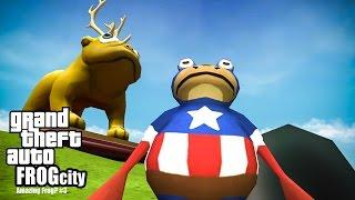 と、ここで皆様に問題です#3【the Amazing Frog?】