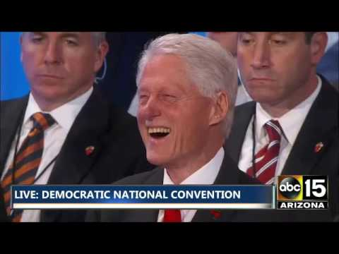 FULL: SO SWEET! Chelsea Clinton introduces her Mom at the 2016 Democratic National Convention
