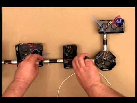 2-Circuito 1 punto y 3 toma corrientes.flv
