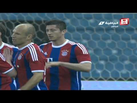 FC Bayern München VS Al-Hilal 4-1 All Goals Highlights