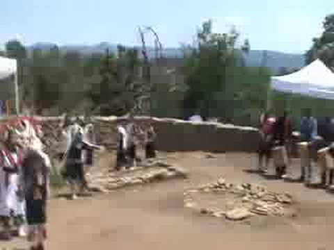 Hopi Eagle Dance with White Buffalo