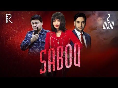 Saboq (o'zbek serial) | Сабок (узбек сериал) 2-qism