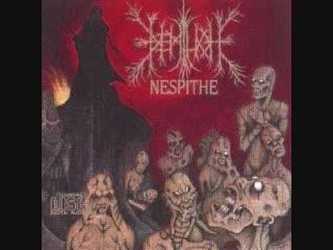 Demilich - When The Sun Drank The Weight Of Water