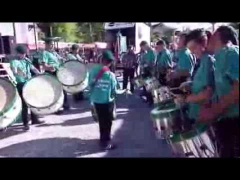 """Bombos """"Amigos da Borga"""" Lufrei Amarante   Festa das Colheitas Vila Cha do Mar�o 2013"""